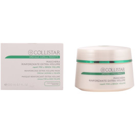 Collistar Perfect Hair Reinforcing Extra-volume Mask 200 Ml Unisex