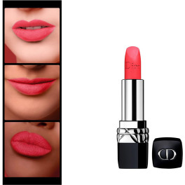 Dior Rouge Matte 652-euphoric Matte 35 Gr Mujer