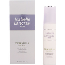 Isabelle Lancray Zensibia Nutrizen Creme Nutritive Equilibrante 50 Ml Mujer