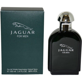 Jaguar For Men Eau de Toilette Vaporizador 100 Ml Hombre