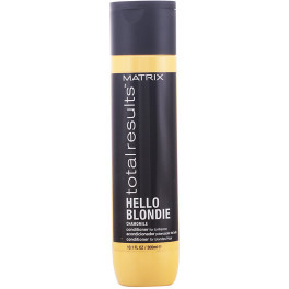 Matrix Total Results Hello Blondie Conditioner 300 Ml Unisex