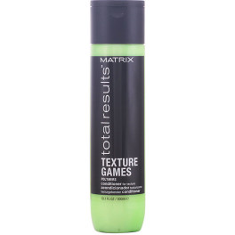 Matrix Total Results Texture Games Conditioner 300 Ml Unisex