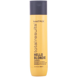 Matrix Total Results Hello Blondie Shampoo 300 Ml Unisex