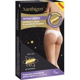 XL-S Medical Xanthigen Piernas Ligeras 40 caps