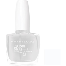 Maybelline Superstay Nail Gel Color 025-cristal Clear Mujer