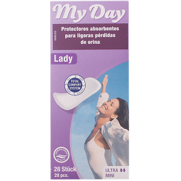 My Day Protector Incontinencia Ultra Mini 28 Uds Mujer