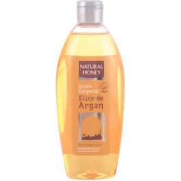 Natural Honey Elixir  De Argan Oil & Go Aceite Corporal 300 Ml Unisex