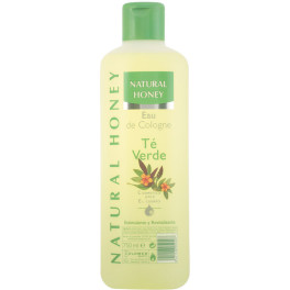 Natural Honey Té Verde Eau De Cologne 750 Ml Unisex