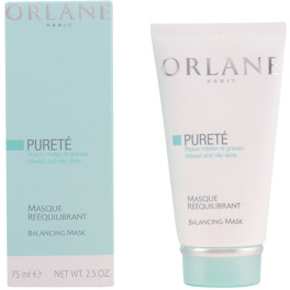 Orlane Purete Masque Rééquilibrant 75 Ml Mujer