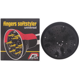 Parlux Diffuseur Fingers Softstyler Universal Unisex