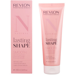 Revlon Lasting Shape Smooth Natural Hair Cream 200 Ml Unisex