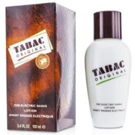 Tabac Original Pre Electric Shave 100 Ml Hombre