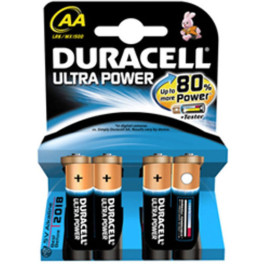Duracell Plus Power Lr03 Pilas Pack X 4 Uds Unisex