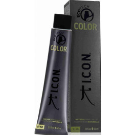 I.c.o.n. Ecotech Color Natural Color 8.2 Light Beige Blonde 60 Ml Unisex