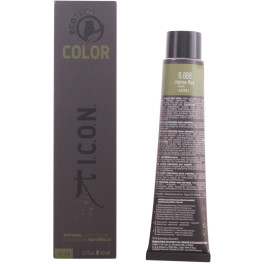 I.c.o.n. Ecotech Color Natural Color 6.666 Intense Red 60 Ml Unisex