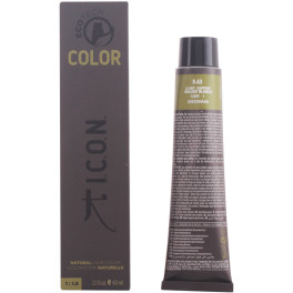 I.c.o.n. Ecotech Color 8.43 Light Copper Golden Blonde 60 Ml Unisex