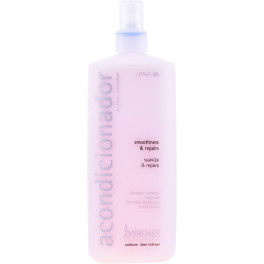 Broaer Leave In Smothness & Repairs Conditioner 500 Ml Unisex