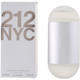 Carolina Herrera 212 Nyc For Her Eau de Toilette Vaporizador 100 Ml Mujer