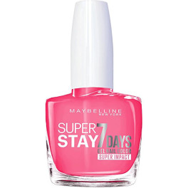 Maybelline Superstay Nail Gel Color 886-fuchsia Mujer