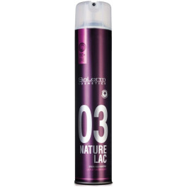 Salerm Nature Lac Strong Hold Hairspray 650 Ml Unisex