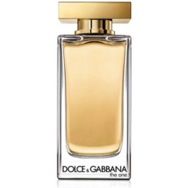 Dolce & Gabbana The One Eau de Toilette Vaporizador 100 Ml Mujer