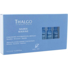Thalgo Source Marine Concentre D Hydratation Absolue 7x12ml