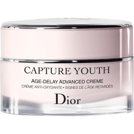 Dior Capture Youth Age-delay Advanced Cream 50 Ml Mujer