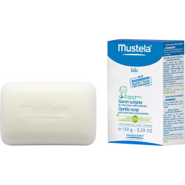 Mustela Bébé Gentle Soap With Cold Cream 0% 150 Gr Unisex