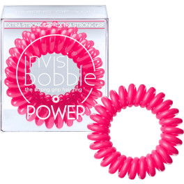 Invisibobble Power Pinking Of You 3 Uds Unisex