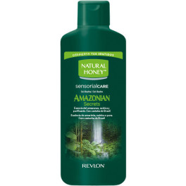 Natural Honey Amazonian Secrets Gel De Baño 650 Ml Unisex