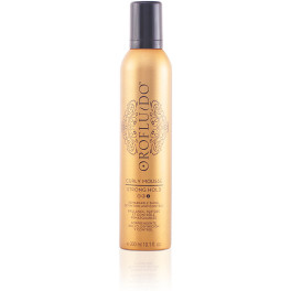 Orofluido Curly Mousse Strong Hold 300 Ml Unisex