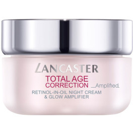 Lancaster Total Age Correction Retinol In Oil Night Cream 50 Ml Mujer