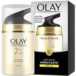 Olay Total Effects Anti-edad Hidratante Spf30 50 Ml Mujer