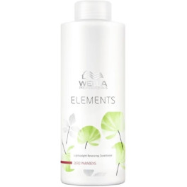 Wella Elements Renewing Conditioner 1000 Ml Mujer