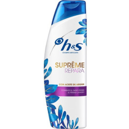 Head & Shoulders H&s Supreme Repara Champú 300 Ml Unisex