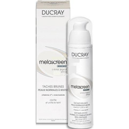 Ducray Melascreen Skin-lightening Light Cream Spf15  40 Ml Unisex