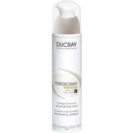 Ducray Melascreen Photo-aging Night Crea24m 50 Ml Unisex