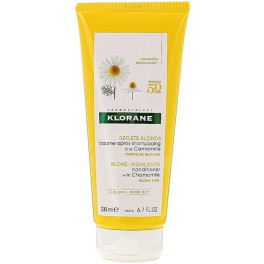 Klorane Blond Highlights Conditioner With Chamomile 200 Ml Unisex
