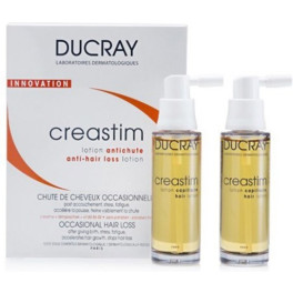 Ducray Creastim Anti-hair Loss Lotion 2x30 Ml Unisex
