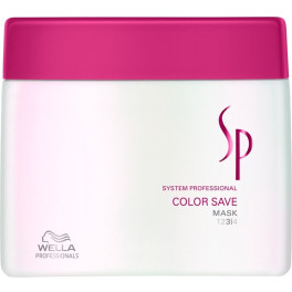 System Professional Sp Color Save Mask 400 Ml Unisex