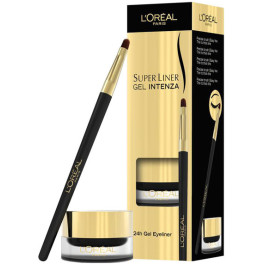 L'oreal Superliner Gel Intenza 001-pure Black 28 Gr Mujer