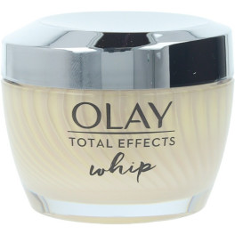 Olay Whip Total Effects Crema Hidratante Activa 50 Ml Mujer