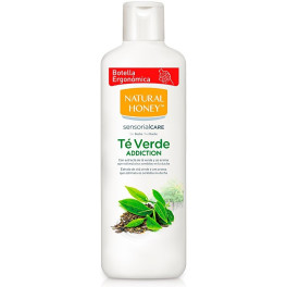 Natural Honey Té Verde Gel De Ducha 650 Ml Unisex
