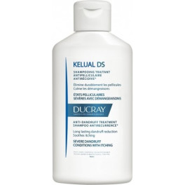 Ducray Kelual Ds Shampooing Treatment 100 Ml Unisex