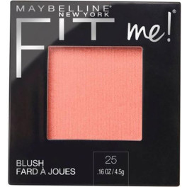 Maybelline Fit Me! Blush 25-pink 5 Gr Mujer