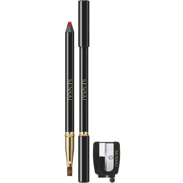 Kanebo Colours Lip Pencil 01-actress Red 1 Gr Mujer