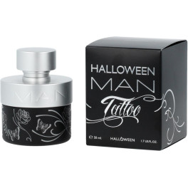 Jesus Del Pozo Halloween Tatto Edt Man 50ml Spray