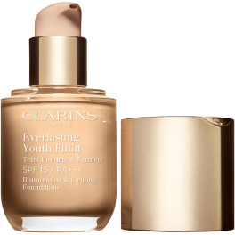 Clarins Everlasting Youth Fluid 108 -sand 30 Ml Mujer
