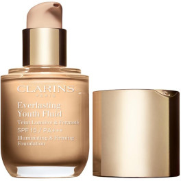 Clarins Everlasting Youth Fluid 110 -amber 30 Ml Mujer