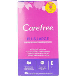 Carefree Protector Maxi 36 Uds Mujer